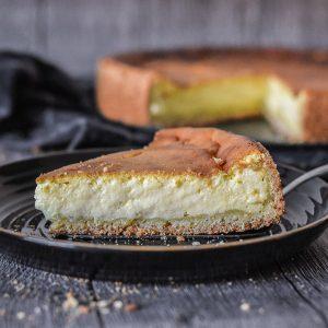 Käsekuchen Quarkkuchen Quark Käse Kuchen
