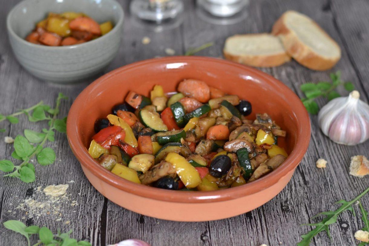 Gemüse Grill Sommer