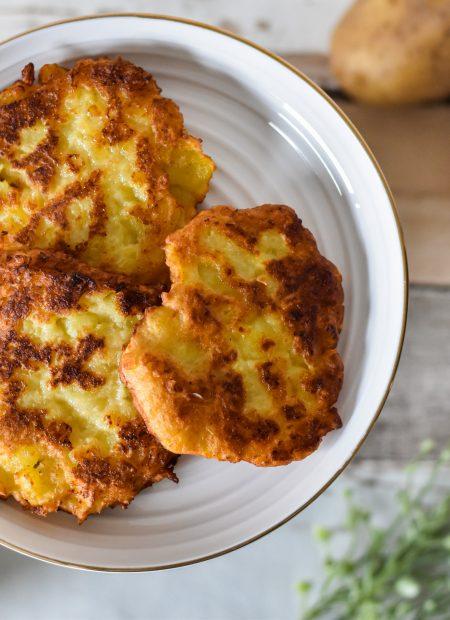 Grumbeerekichel Reibekuchen Kartoffelpuffer